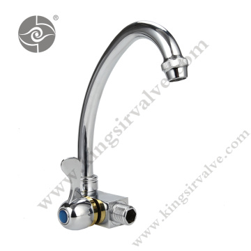 Zine alloy casting faucets