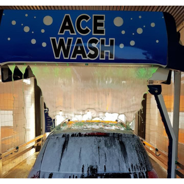 Affordable touchless car wash system price