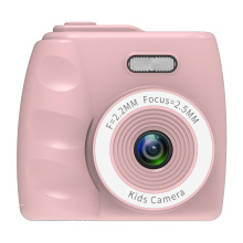 2020 Kids camera 9 Mega pixels photos and 720P/30fps videos 2 Inch Camcorder with Music Games Built-in Filters & Mirror Effects