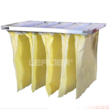 F5-F8 Air Filter Type Bag Filter Filtration