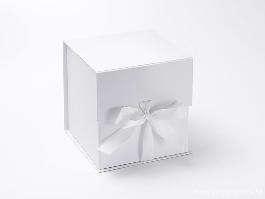 Elegant Style Book-shape Tea Chipboard Box