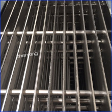 Type 304 Stainless Steel Bar Grating