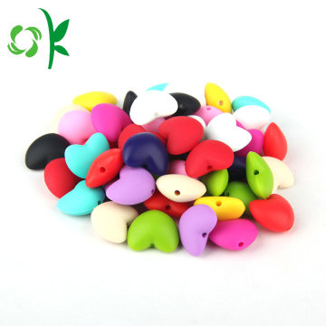 Wholesale Cheap Durable Silicone Teething Beads