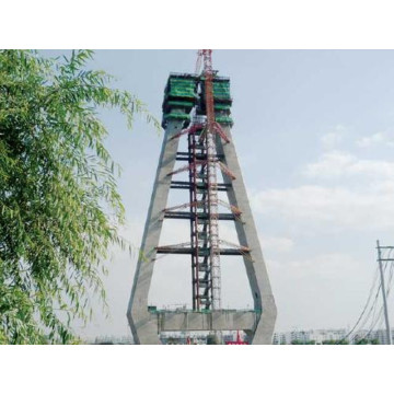 High Efficiency Climbing Formwork System for Construction
