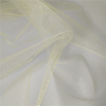 Nylon American Tulle Mesh Fabric for Decoration