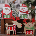 Unique Decorative Design Wooden Handicraft For Xmas Decor