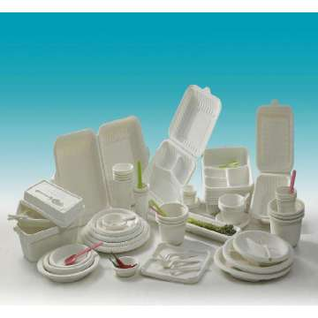 PLA for fresh food packaging