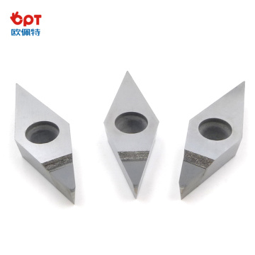 PCD boring tools for aluminum VCGT160404 PCD insert diamond