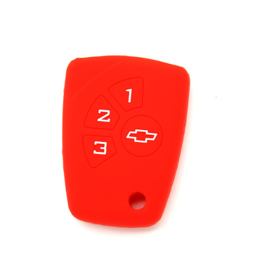 Silicone remote Chevrolet Car Key Cover
