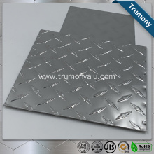 High strength Brazing Aluminum sheet one side embossed