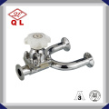 Stainless Steel Pneumatic Clamped Diaphragm Valve