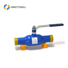 heat/gas supply pipeline use dn50, 2 inch stainless steel ball valve
