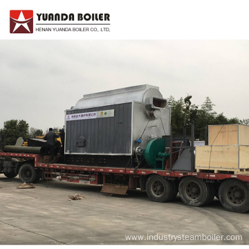1.4 MW Coal Solid Fuel Central Heating Boiler
