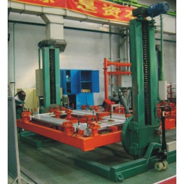HBS-5 Double column Welding Positioner