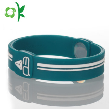 High Quality Silicone Sports Power Bracelet for Sale