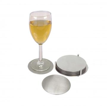 coaster with holder set/6