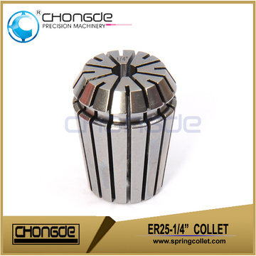 "ER25 1/4"" Ultra Precision ER Collet"