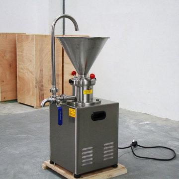 JMC60 commercial peanut sesame butter machine 220v/110v chocolate beans colloid mill jam paste grinder making machine 1500W