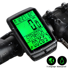 Waterproof Bicycle Computer Wireless MTB Bike Cycling Odometer Stopwatch Speedometer Watch Backlight Cycling Accessories