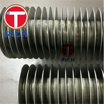 Aluminum Extruded Finned Tubes and Tubing