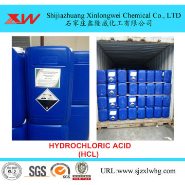 Hot Sale Hydrochloric Acid HCL