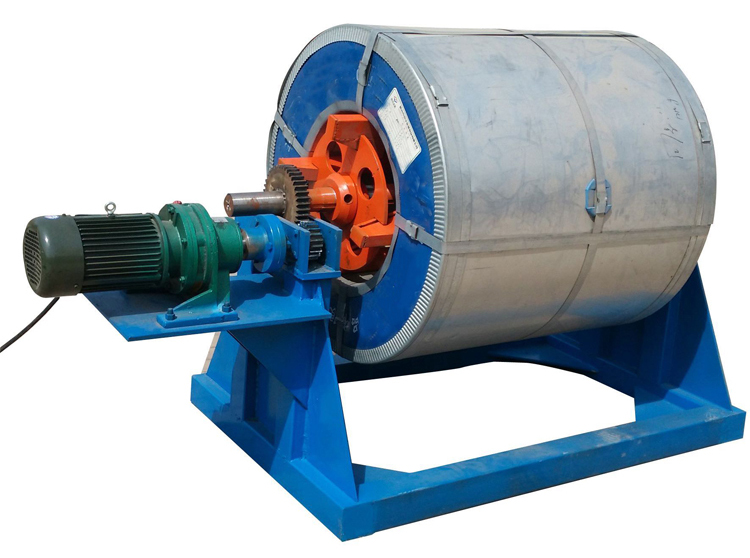 Electric Coil Decoiler