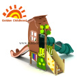 Forest Playhouse Outdoor Playground Equipment
