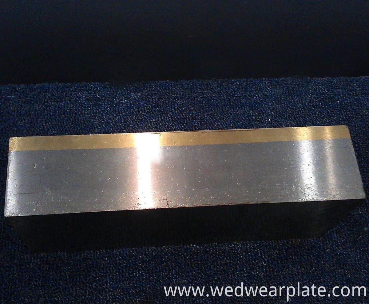 copper stainless steel explosive composite steel sheet