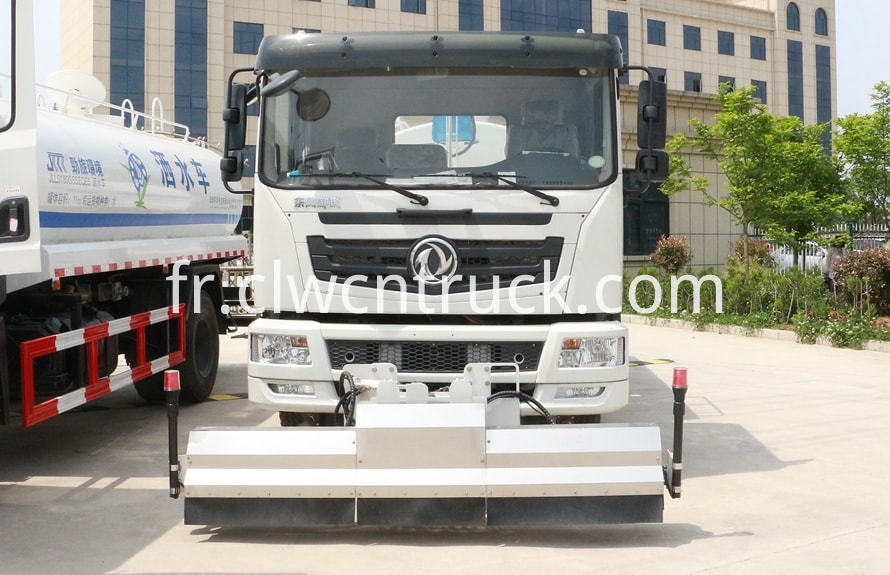 high pressure water jetting truck 4