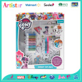 MY LITTLE PONY Glitter attractive art set