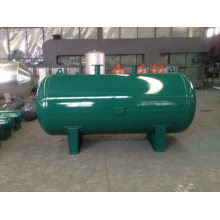 Stainless Steel High Pressure Horizontal Pressure Vessel
