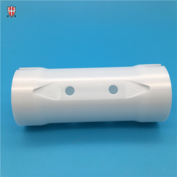 isostatic zirconia drilling ceramic tube bushing