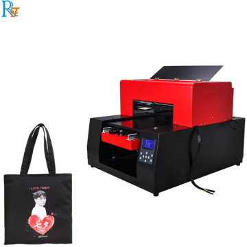 Picha Canvas Bag Nguo Printer Machine