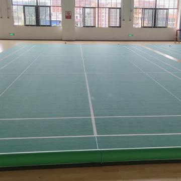Badminton sports floor BWF approved