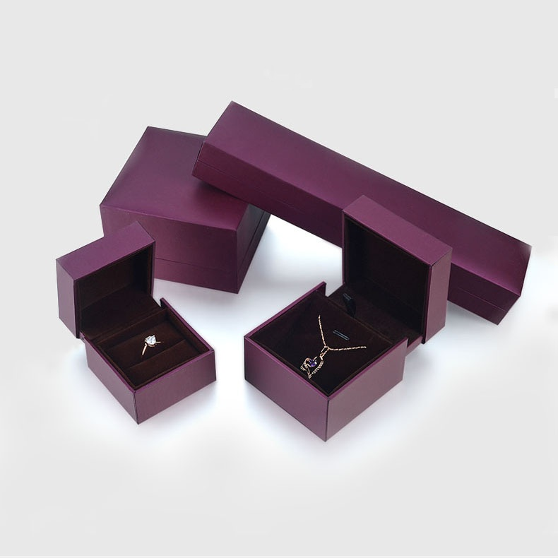 Luxury Cardboard Jewelry Packaging Box