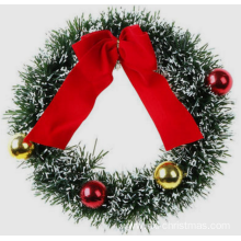 Garland Wreath Xmas Home Party Christmas Decoration