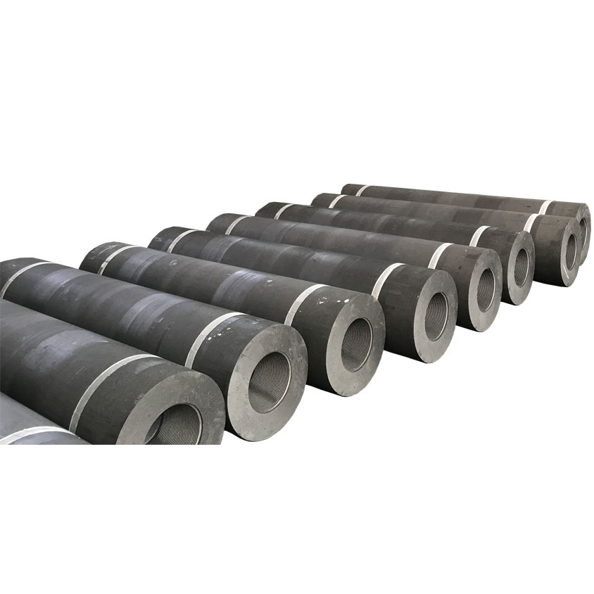 UHP 600mm Graphite Electrode with Length 2400mm