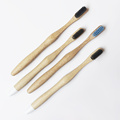 High Quality Round Bamboo Toothbrush