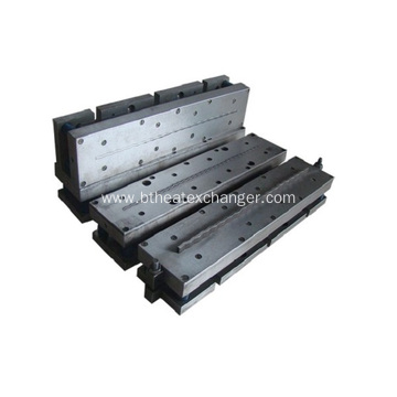 Heat Exchanger Fin Forming Moulds