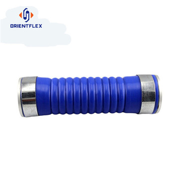 Universal reinforced straight turbo hose