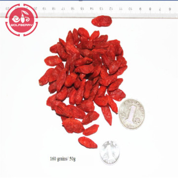 High Quality Tastes Great Low pesticide Goji Berries