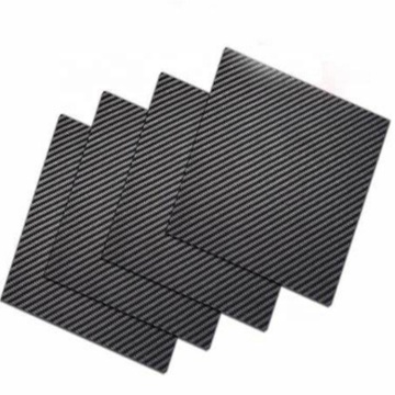 High strength carbon fiber plates cutting