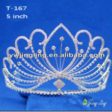 Small Rhinestone Pageant Crowns