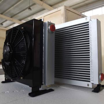 Aluminum Hydraulic Fan Oil Cooler for CNC Machine
