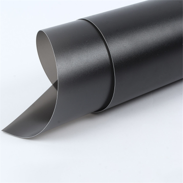 custom glossy surface sheet film PP plastic sheet