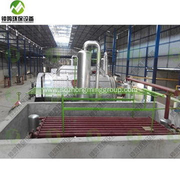 Used Tyre Recycling Plant for Sale