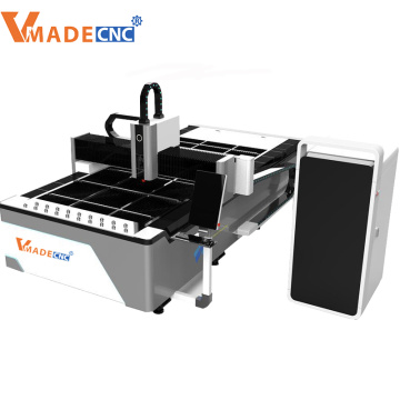 Fiber Metal Steel Automatic Plate Cutting Machine