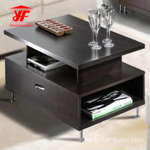 Modern Square Centre Coffee Table With Storage Designs