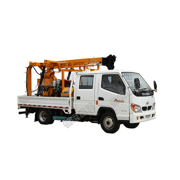 Truck Mounted 600M Water Well Drilling Rig
