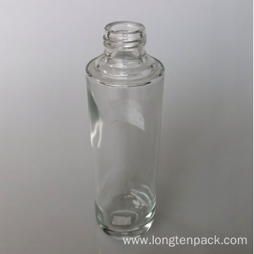 120ml Column glass bottle with R bottom